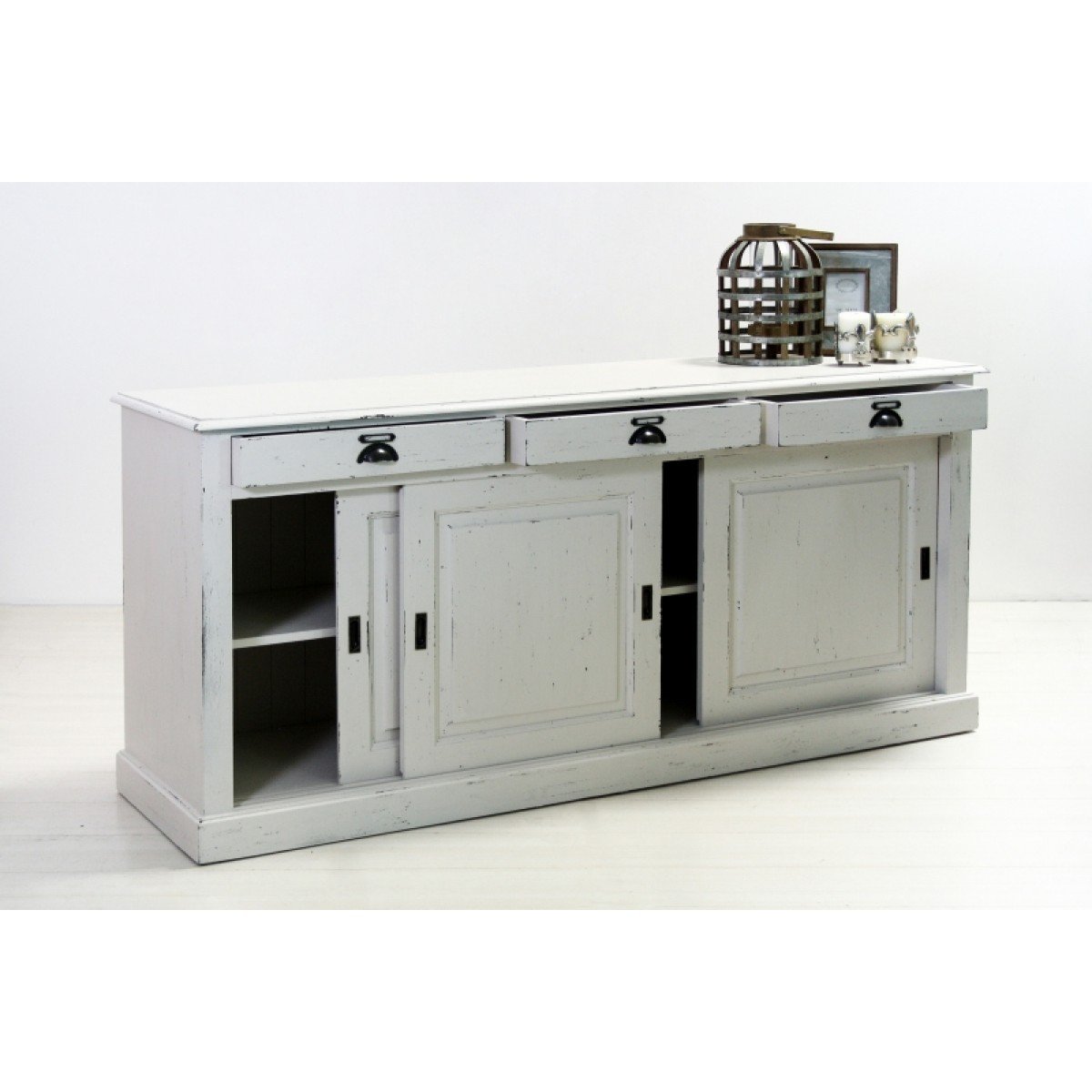 Awesome cassetti scorrevoli cucina contemporary ideas for Credenza cucina