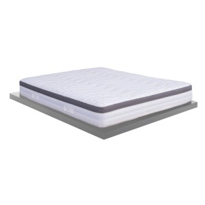 materasso singolo Memory Foam 7 zone differenziate